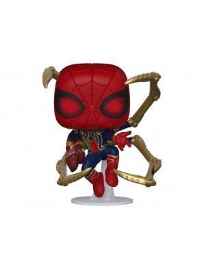 Avengers: Endgame POP! Movies Vinyl figurine Iron Spider with Nano Gauntlet 9 cm