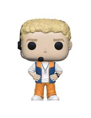 NSYNC POP! Rocks Vinyl Figurine Justin...