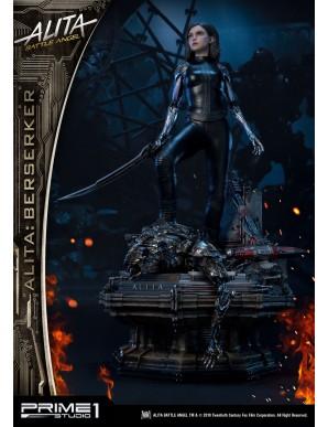 Alita: Battle Angel statuette 1/4 Alita...
