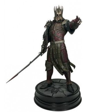 The Witcher 3 Wild Hunt statuette PVC King of...