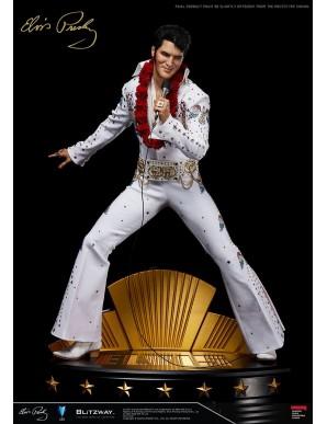 Elvis Presley statuette 1/4 Hybrid Superb Scale...