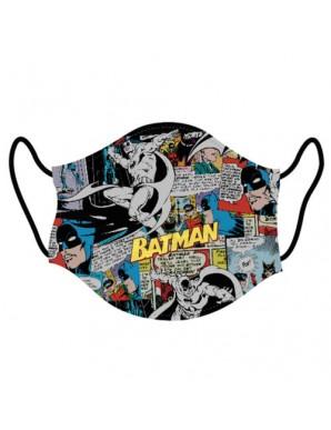 Masque pour adulte de DC Comics Batman Comic