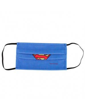 DC Comics Superman adult face mask