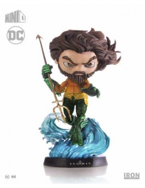 Aquaman - Film Deluxe Mini co