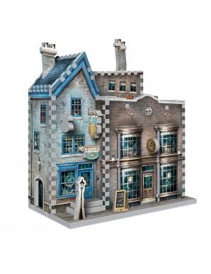 Harry Potter Puzzle 3D DAC Magasin de baguettes...