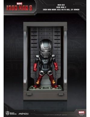 Iron Man 3 Mini Egg Attack figurine Hall of...