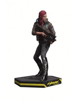 Cyberpunk 2077 statuette PVC Female V 22 cm