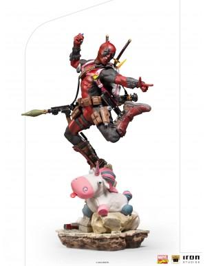 Marvel Comics statuette 1/10 BDS Deluxe Art...