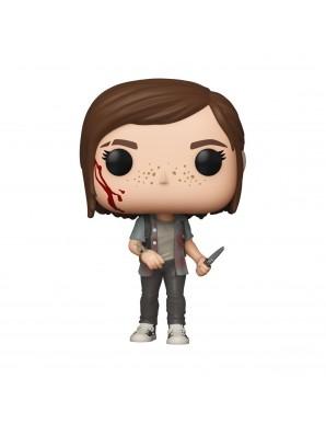 The Last of Us POP! Games Vinyl Figurine Ellie...