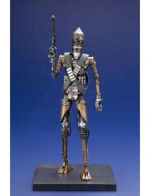 Star Wars The Mandalorian statuette PVC ARTFX+...