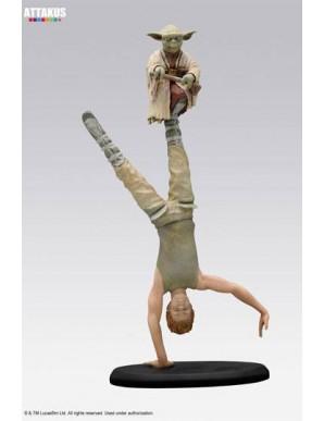 Star Wars Elite Collection statuette Yoda &...