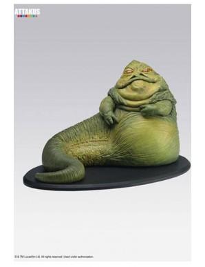 Star Wars Elite Collection statuette Jabba The...