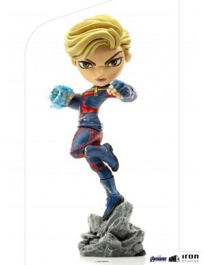 Avengers Endgame figurine Mini Co. PVC Captain...