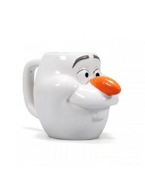 Frozen mug Shaped Olaf