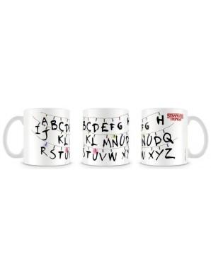 Stranger Things mug Lights