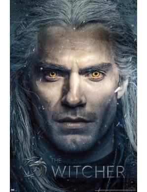 The Witcher poster Close Up 61 x 91 cm