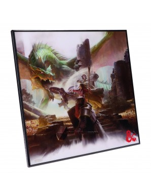Dungeons & Dragons décoration murale Crystal...