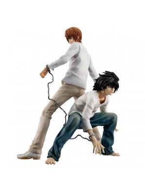 Death Note statuette PVC G.E.M. Yagami Light &...