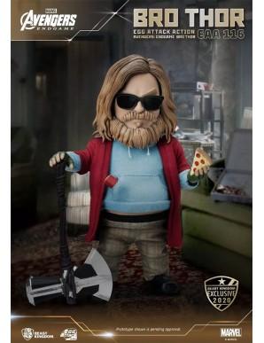 Thor Avengers Endgame Egg Attack Bro Thor 17 cm