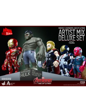 Avengers Age of Ultron Artist Mix S.2 Set