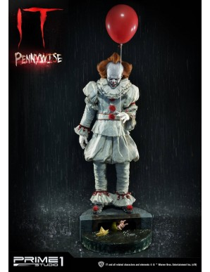 """""""He"""" came back 2017 statuette 1/2 Pennywise 111 cm"""