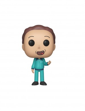 Rick et Morty Figurine POP! Animation Vinyl...