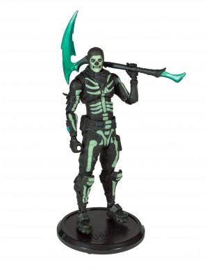 Fortnite figurine Green Glow Skull Trooper...