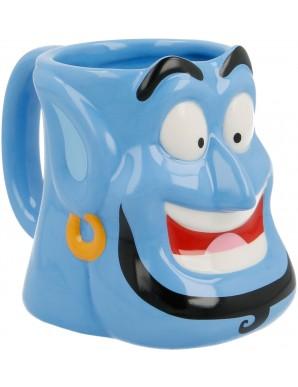 Aladdin mug 3D Genie