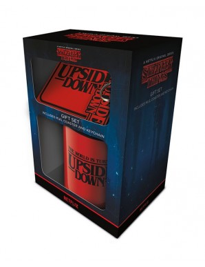 Stranger Things coffret cadeau The World Is...