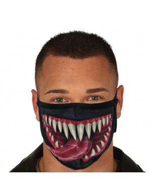 Symbiont reusable mask 3 layers