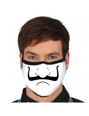 Painter reusable mask 3 layers