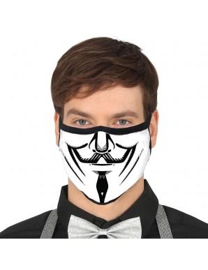 Masque réutilisable Unity 3 couches