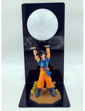 Dragon Ball Lampe de nuit 3d Figurine Son Goku...