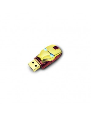 Clef USB Iron Man - Tête rouge - Iron Man 3 - 8Go