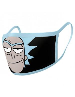 Rick and Morty pack 2 Sheet masks - Rick