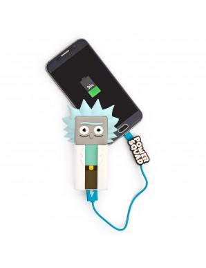 Rick and Morty - Power Bank PowerSquad 2500mAh...