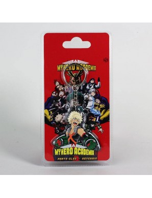 My Hero Academia Keychain PVC Katsuki Bakugo