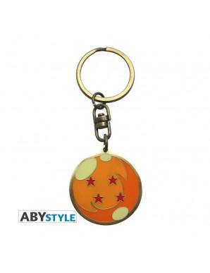 Metal Keychain - Dragon Ball - Crystal Ball