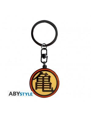 Metal Keychain - Dragon Ball - Kame Symbol Color