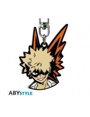 Metal Keychain - Bakugo - My Hero Academia