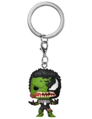 Marvel Venom Keychain Pocket POP! Vinyl Hulk 4 cm