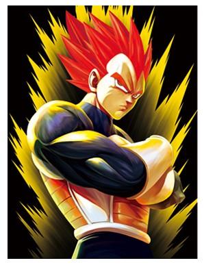 Poster Framed Dragon Ball - Vegeta Super...