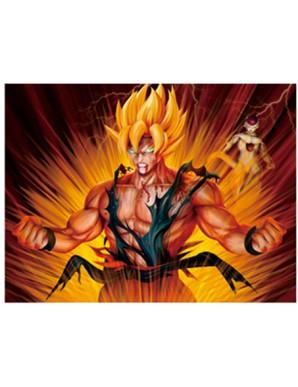 Décor mural encadré Dragon Ball - Son Goku...