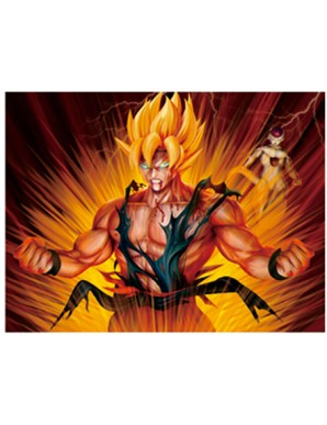Poster Framed Dragon Ball - Son Goku Super...