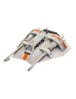 Star Wars maquette 1/29 Snowspeeder - 40ème...