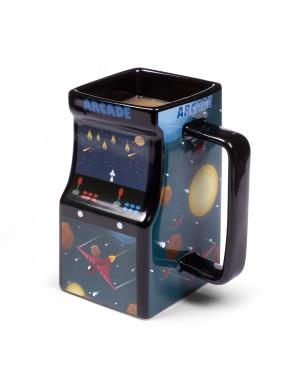 "ORB - ""Arcade Mug"" cup with colour change"