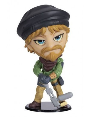 Rainbow Six Siege 6 Collection figurine Chibi...
