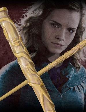 Harry Potter réplique baguette d'Hermione...