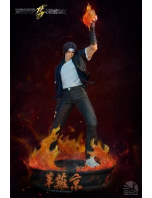 King of Fighters: Exclusive Kyo Statue