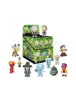 Mini POP Mystery figurine Rick & Morty 6 cm